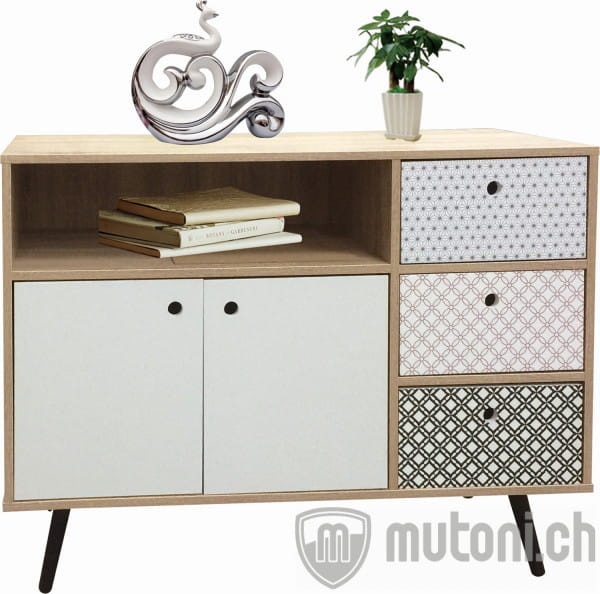 Sideboard Scandi Retro 106