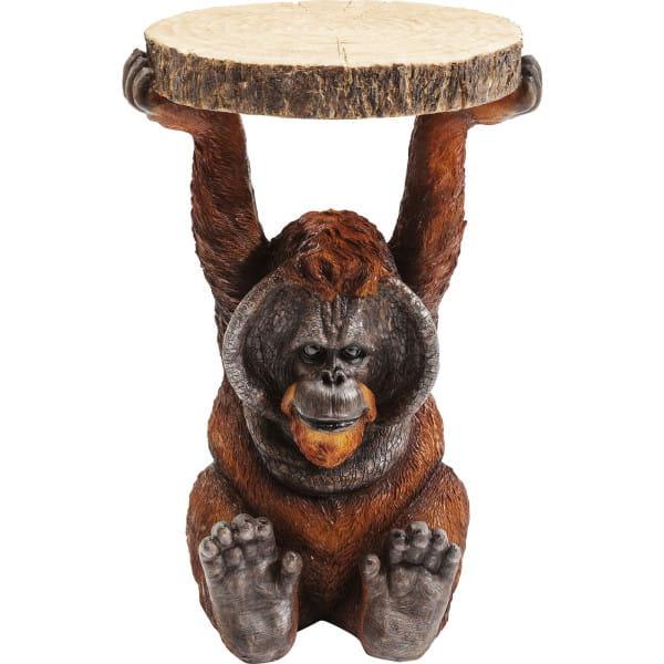 Beistelltisch Animal Orang Utan 35x33