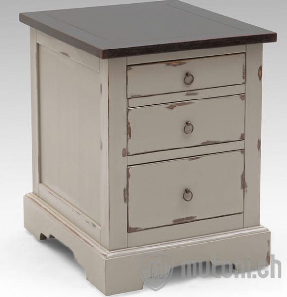 Rollcontainer Arian taupe
