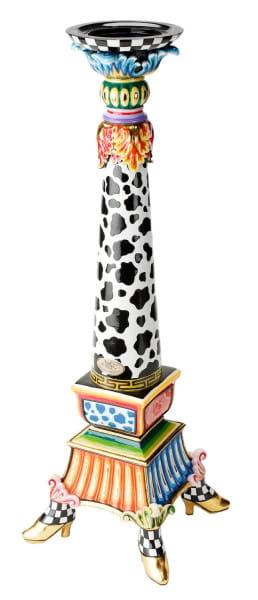 Toms Drag Kerzenhalter L barock 64cm