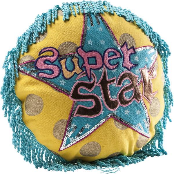 Kissen Superstar Ø30cm
