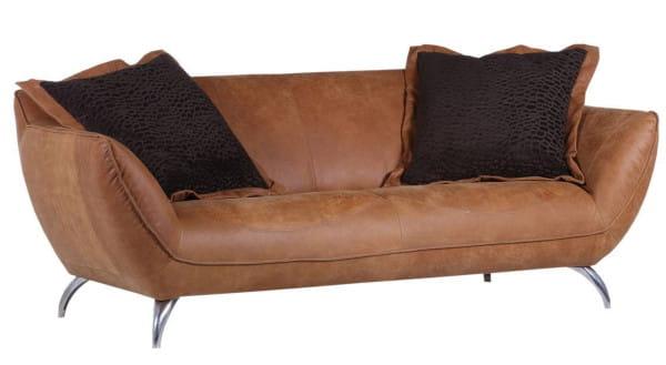 Sofa Liverpool 205 cognac