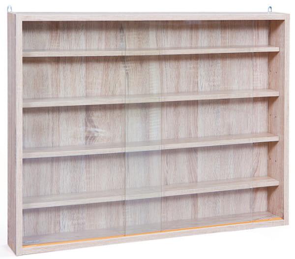 Sammler-Vitrine Collection Sonoma-Dekor