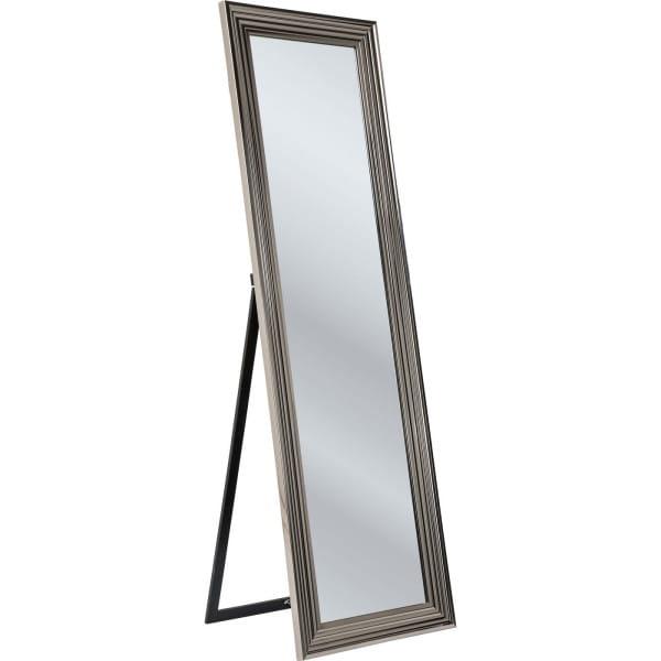 Standspiegel Frame Silver 180x55cm