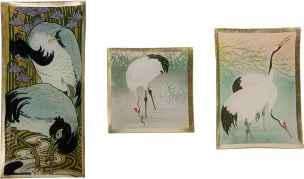Platten Birds (3er-Set)