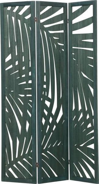 Paravent Harper grün 120x170