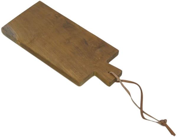 Servierplatte Teak natur M