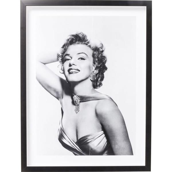 Bild Frame Actor Marilyn Diva 65x85cm