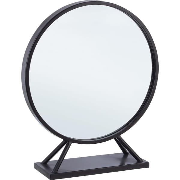 Spiegel Marilyn schwarz Höhe 40