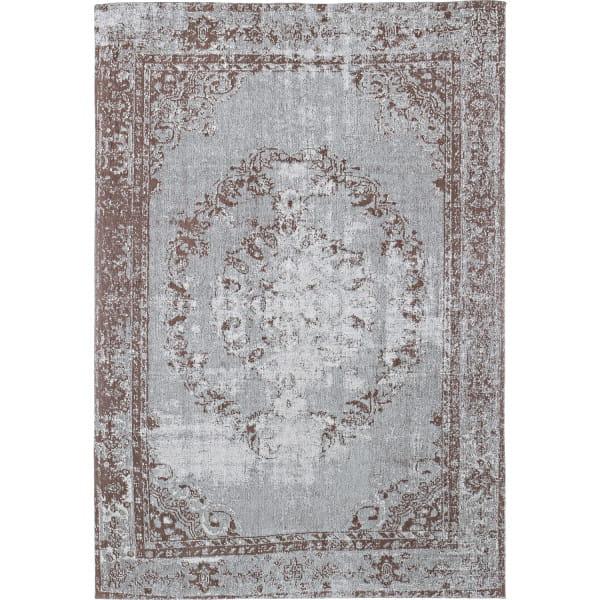 Teppich Siria hellblau 140x200