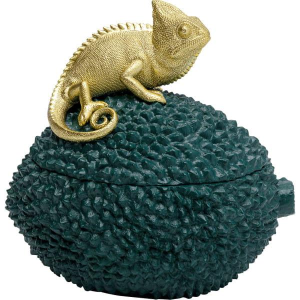 Deko Dose Chameleon 20cm